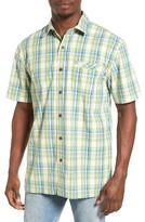 Pendleton Men's Surf Plaid Woven Shirt