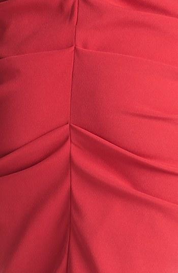 Nicole Miller Ruched Sheath Dress