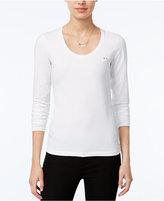 Armani Exchange Long-Sleeve T-Shirt