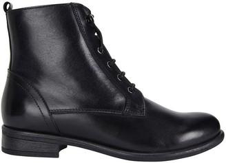 Sandler Badge Black Glove Boot