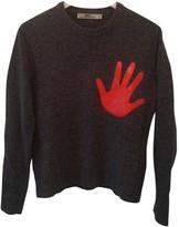 Hope Grey Wool Knitwear for Women