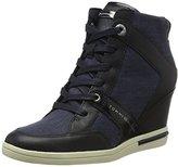 Tommy Hilfiger Women's S1285ebille Low 2c3 Hi-Top Sneakers