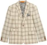 Tallia Plaid Sport Coat