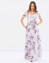 Review Dreaming Of Paradise Maxi Dress