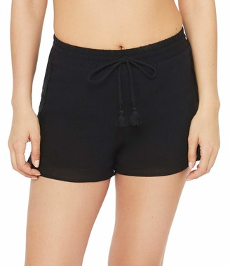 La Blanca Women's Side Seam Trim Swimsuit Board Shorts