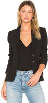 L'Agence Le Parker Blazer in Black. - size 2 (also in )