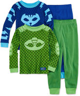 LICENSED PROPERTIES 4-pc. PJ Masks Kids Pajama Set-Toddler