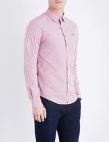 Armani Jeans Slim-fit cotton shirt