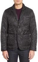 Burberry Men's Gillington Water Resistant Quilted Jacket