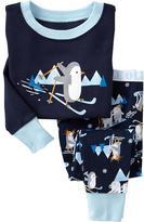 Old Navy Penguin-Skier PJ Sets for Baby
