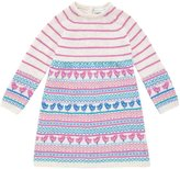 Jo-Jo JoJo Maman Bebe Fair Isle Dress (Toddler/Kid) - Natural-2-3 Years