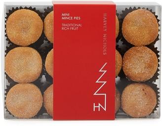Harvey Nichols 12 Mini Traditional Rich Fruit Mince Pies 210g