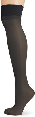 Cette Women's Cristal 18 DEN Suspender Stockings