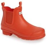 Hunter Toddler 'Original' Chelsea Rain Boot