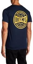 Obey Dissent & Propaganda Graphic T-Shirt