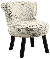 Monarch Vintage French Juvenile Accent Chair