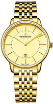 Dreyfuss & Co Ladies' Gold Plated Bracelet Watch