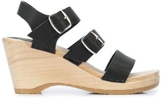 NO.6 STORE Caged Sandals