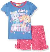 Nickelodeon Girl's Paw Patrol Pyjama Sets