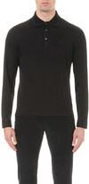 Salvatore Ferragamo Knitted polo shirt