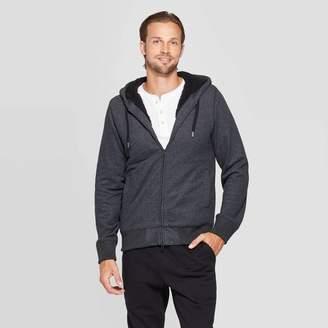 Goodfellow & Co Men's Standard Fit Sherpa Lined Softshell Jacket - Goodfellow & Co