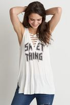 American Eagle Outfitters AE Ladder Neck Tank