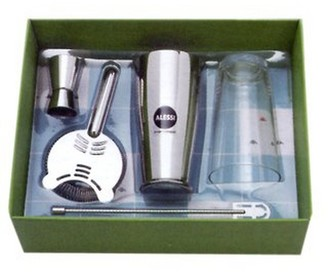 Alessi Il Bar Stainless Steel Bar Set