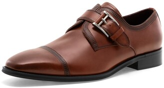 J75 By Jump McNeil Single Monk Strap Dress Shoe