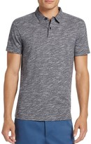 Theory Bron Ocean Slub Slim Fit Polo Shirt - 100% Exclusive