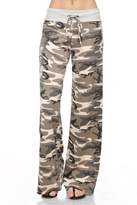 12pm by Mon Ami Camouflage Wide Pants