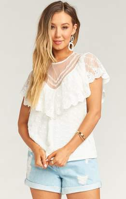 Show Me Your Mumu Louisa Top