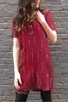 Chan Luu Gunmetal Dress