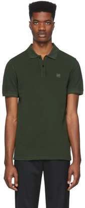 BOSS Green Prime Slim-Fit Polo