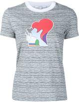 Carven front print T-shirt