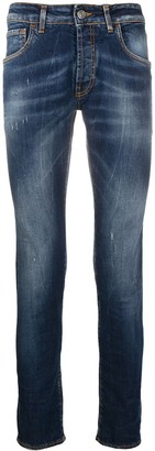 Low Brand Denim Slim-Fit Jeans