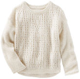 Osh Kosh Sparkle Pullover Sweater