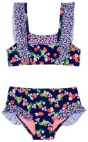 Hula Star Toddler Girl's Sweet Raspberriestwo-Piece Swimsuit
