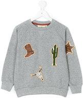 Soft Gallery - Kipp Sweatshirt - kids - Cotton/Polyester - 2 yrs