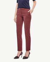 Ann Taylor Petite Kate Geo Everyday Ankle Pants