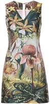 ADAM by Adam Lippes forest print mini dress