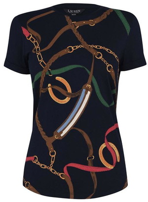 Lauren Ralph Lauren Hailly Pima T-Shirt