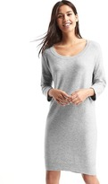 Gap Relaxed midi sweater dress