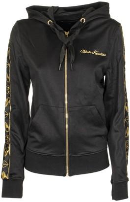 Moose Knuckles Sweatshirt With Hood And Front Zip