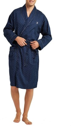 Smartex Cotton Sateen Dressing Gown