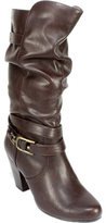 White Mountain Women's Gratify Slouch Boot