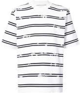 Sacai printed T-shirt