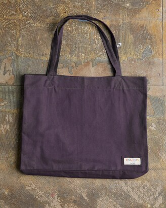 Uskees - The 4001 Large Organic Tote Bag - Purple