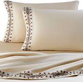 Bed Bath & Beyond J. Queen New YorkTM Luxembourg Sheet Set in Mink