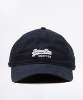 Superdry Chino Twill Snapback Cap