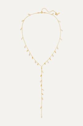 Chan Luu Gold-plated Swarovski Crystal Necklace - one size